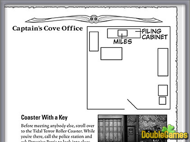 Free Download Nancy Drew: The Haunted Carousel Strategy Guide Screenshot 3