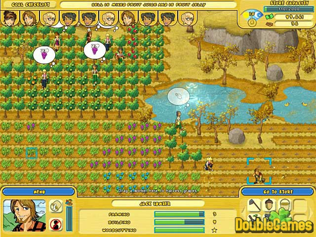 Free Download Orchard Screenshot 1