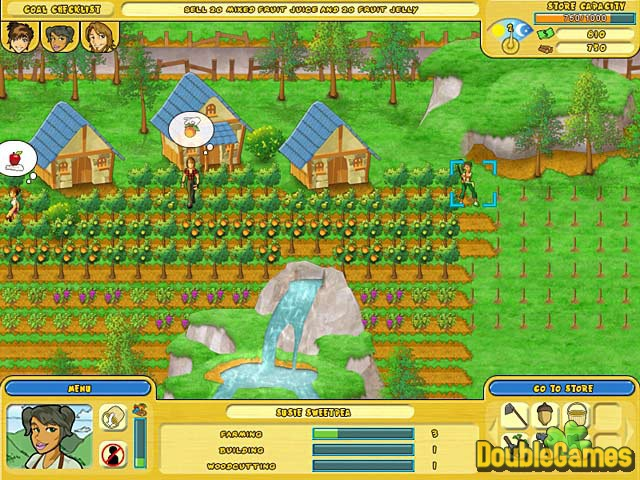 Free Download Orchard Screenshot 2