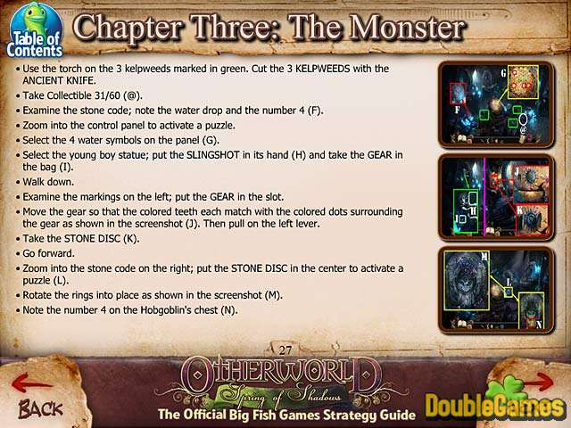 Free Download Otherworld: Spring of Shadows Strategy Guide Screenshot 1