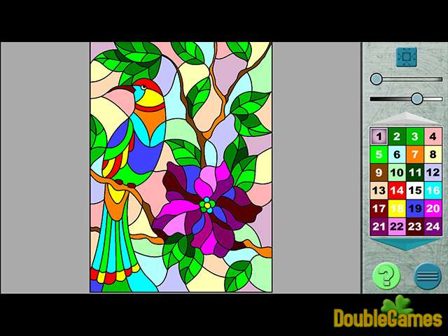 Free Download Paint By Numbers 2 Screenshot 2