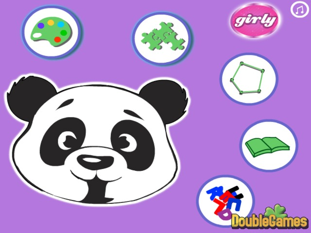 Free Download Panda Adventure Screenshot 1