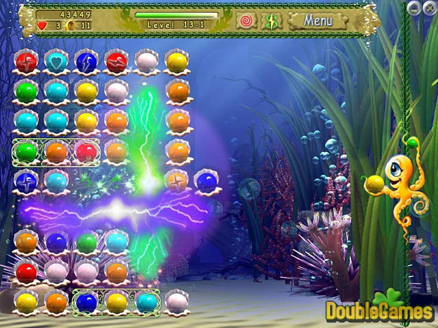 Free Download Pearl Diversion Screenshot 1