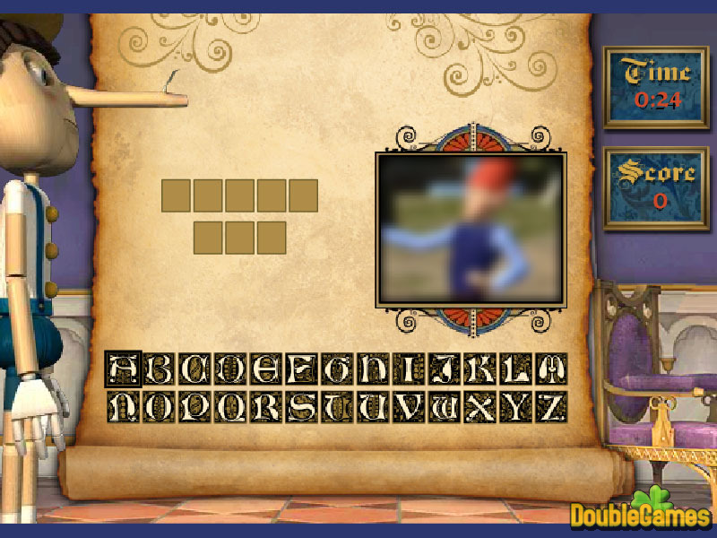 Free Download Pinocchio Names Screenshot 1