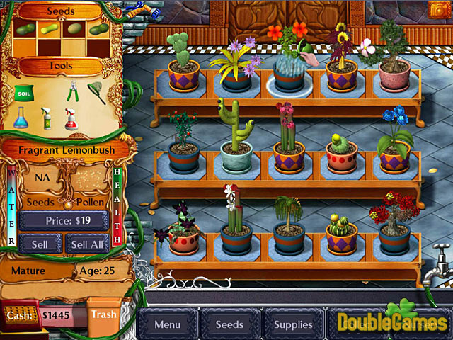 Free Download Plant Tycoon Screenshot 2