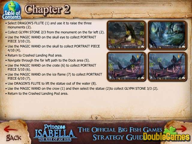 Free Download Princess Isabella: The Rise of an Heir Strategy Guide Screenshot 1