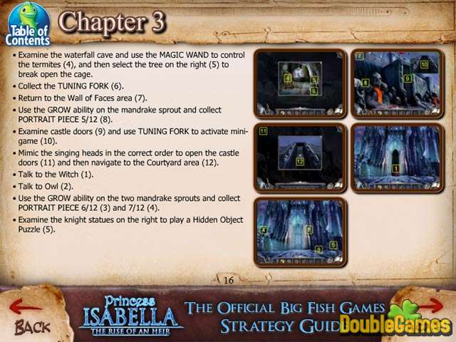 Free Download Princess Isabella: The Rise of an Heir Strategy Guide Screenshot 3