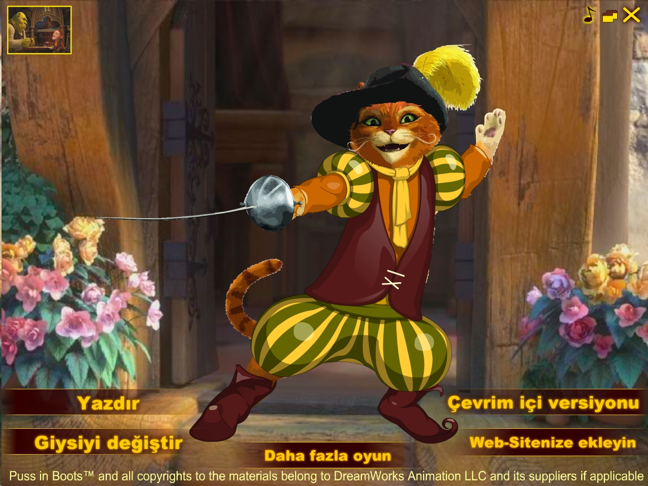 Cizmeli Kedi Boyama Oyunu Game Download For Pc