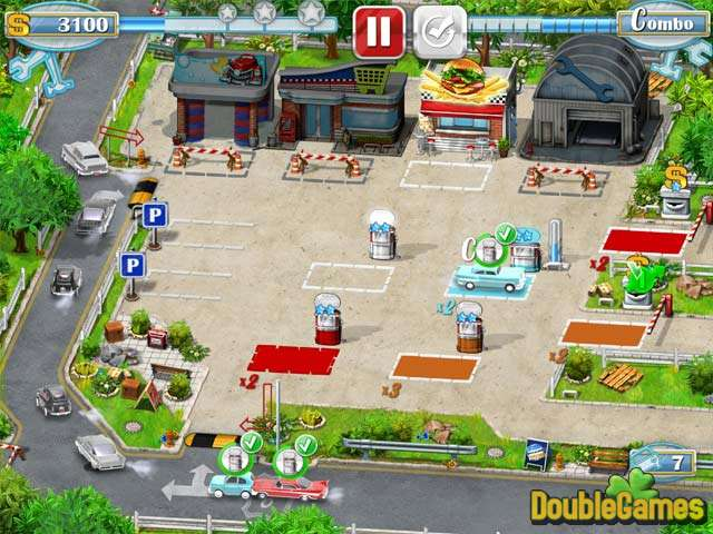 Free Download Rush Hour! Gas Station Screenshot 2