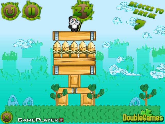Free Download Save The Panda Screenshot 2