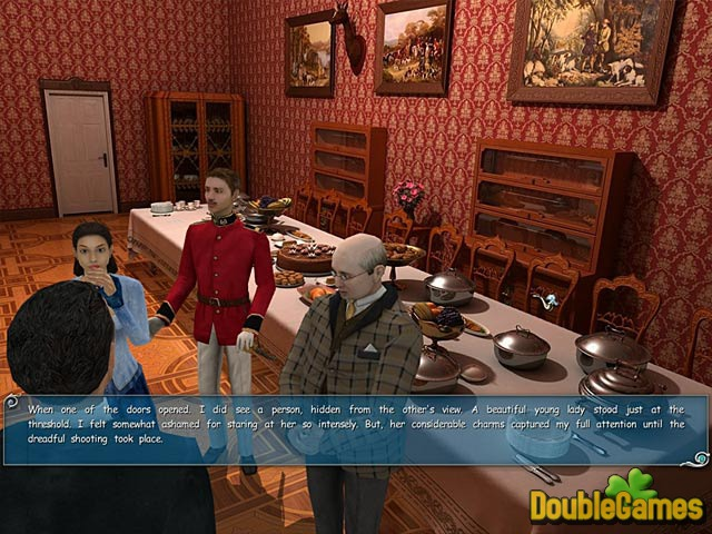 Free Download Sherlock Holmes - The Secret of the Silver Earring Screenshot 1