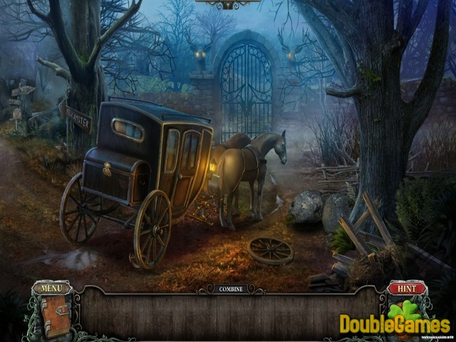 Free Download Cursed Fates: The Headless Horseman Collector's Edition Screenshot 3