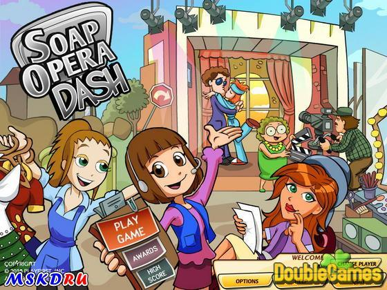 Free Download Soap Opera Dash Screenshot 1