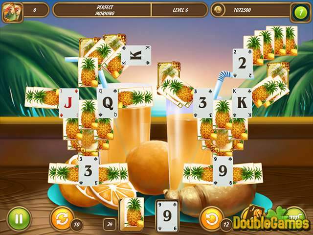 Free Download Solitaire Beach Season: A Vacation Time Screenshot 1