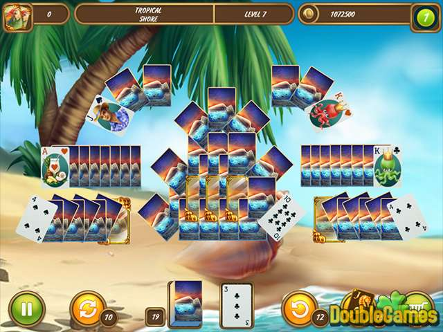 Free Download Solitaire Beach Season: A Vacation Time Screenshot 2