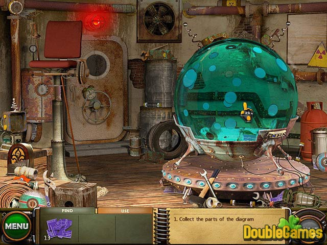 Free Download Sprill and Ritchie: Adventures in Time Screenshot 1