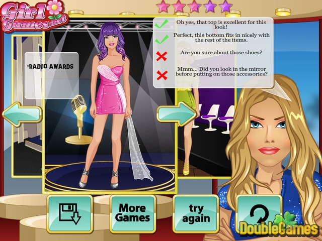 Free Download Stylist For the Stars Screenshot 3
