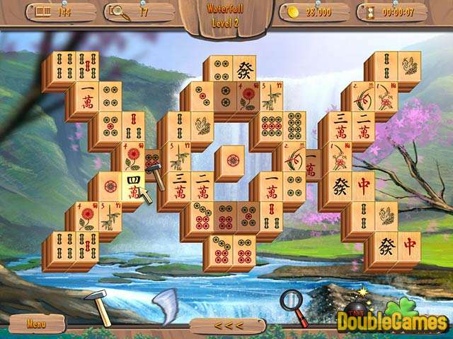 Free Download Summer Mahjong Screenshot 1