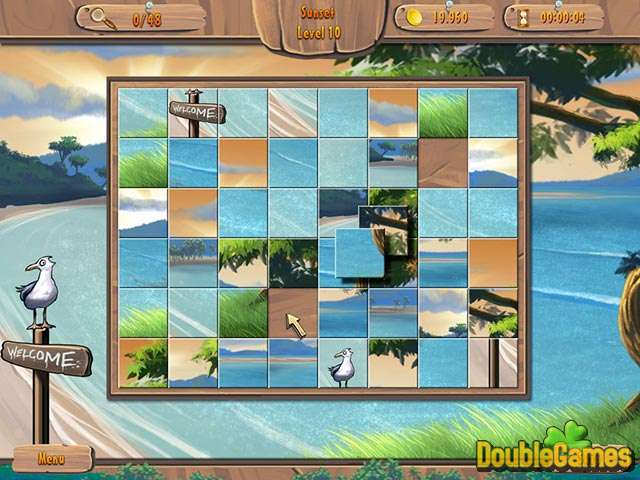 Free Download Summer Mahjong Screenshot 3