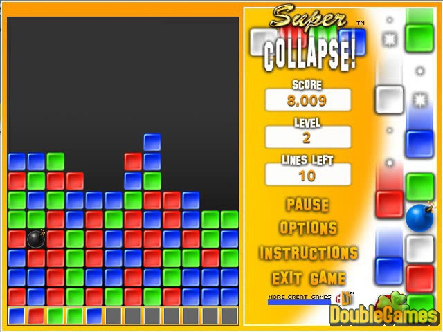 Free Download Super Collapse Screenshot 1