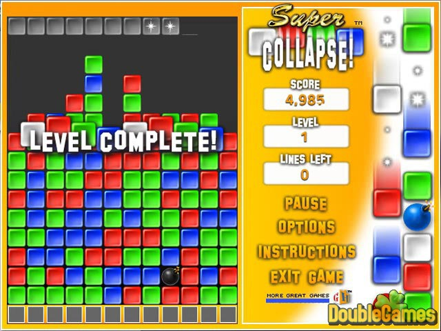 Free Download Super Collapse Screenshot 2