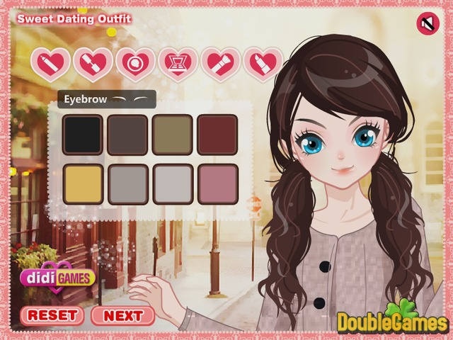 Free Download Sweet Dating Outfit Screenshot 1