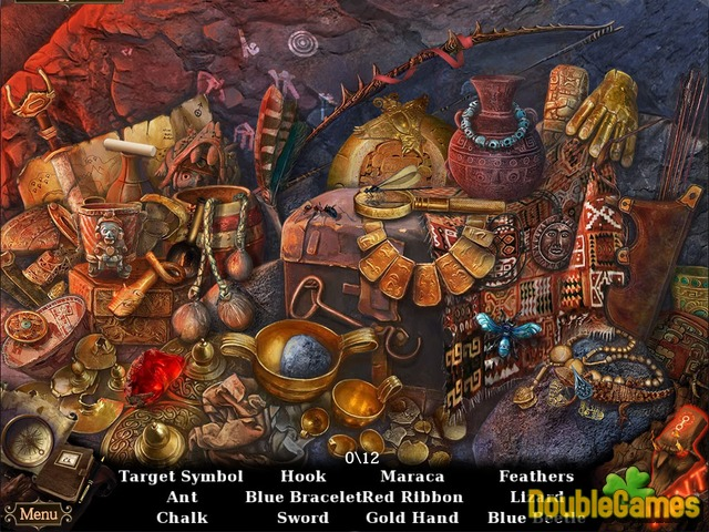 Free Download The Cursed Island: Mask of Baragus. Collector's Edition Screenshot 2