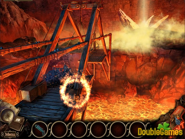 Free Download The Cursed Island: Mask of Baragus. Collector's Edition Screenshot 3