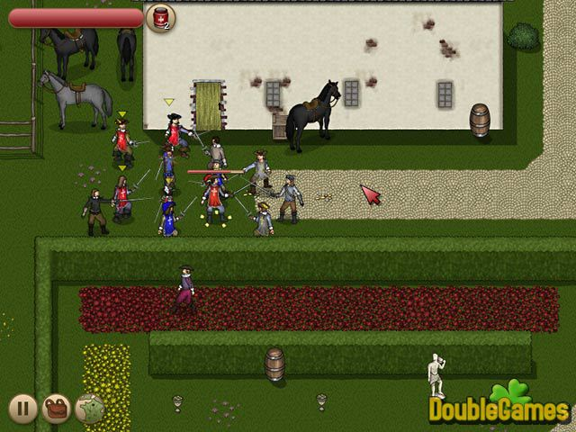 Free Download The Three Musketeers: Milady's Vengeance Screenshot 3