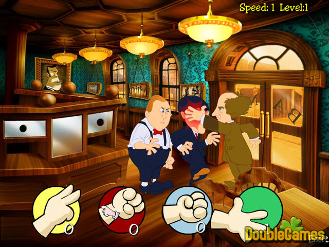Free Download The Three Stooges: Treasure Hunt Hijinks Screenshot 2