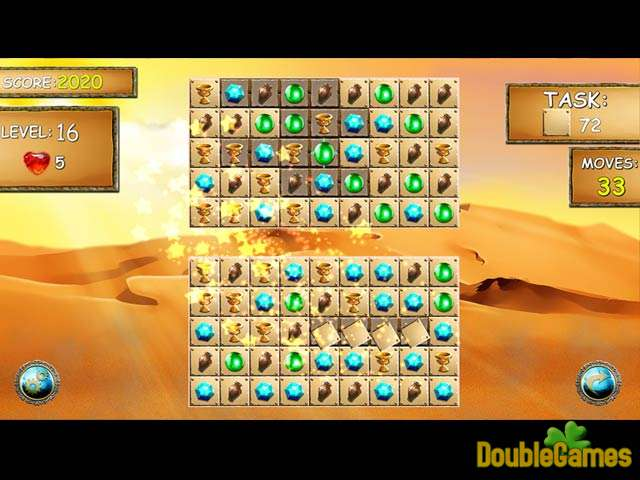 Free Download Treasures of Persia Screenshot 2