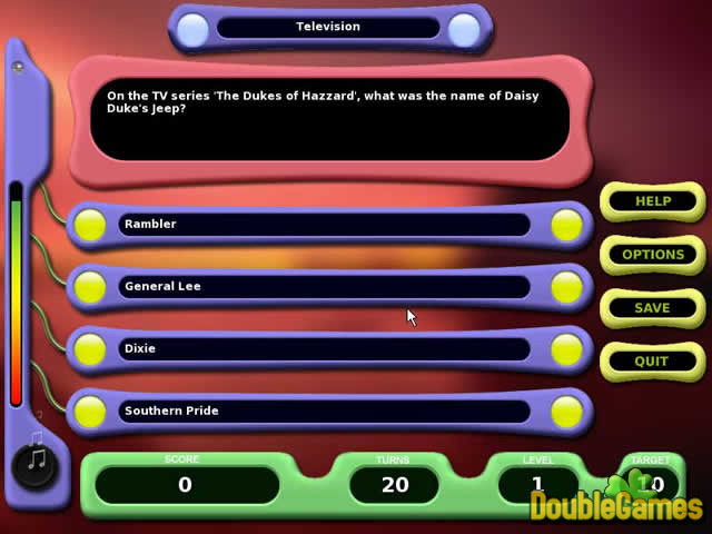 Free Download TriviaNet Challenge Screenshot 1