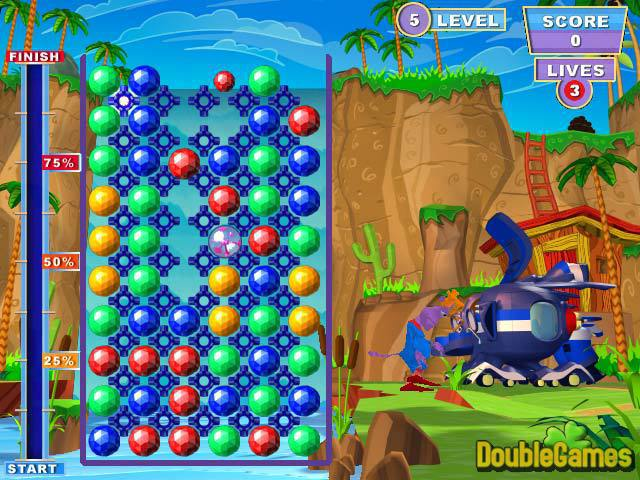 Free Download Trouballs Screenshot 1