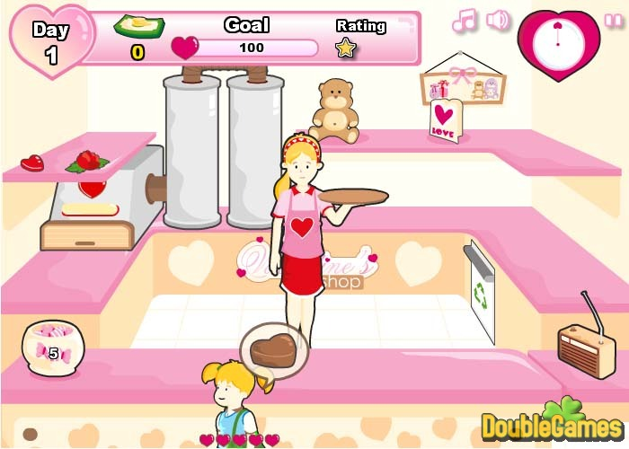 Free Download Valentine's Shop Screenshot 3