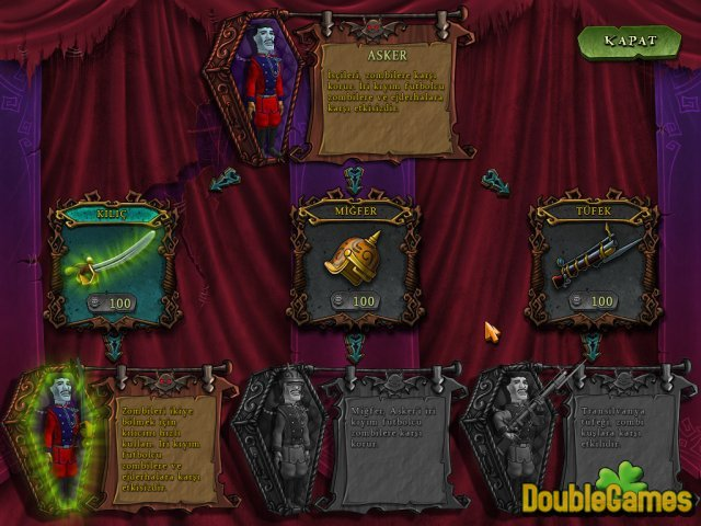 Free Download Vampirler vs. Zombiler Screenshot 2