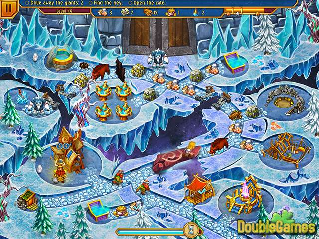 Free Download Viking Brothers 5 Screenshot 3
