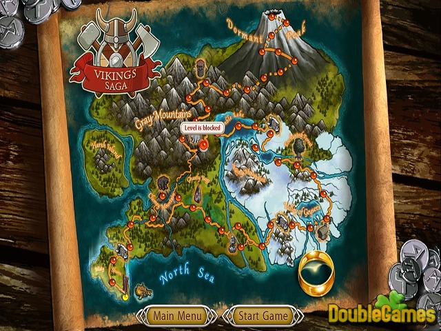 Free Download Viking Saga Screenshot 1