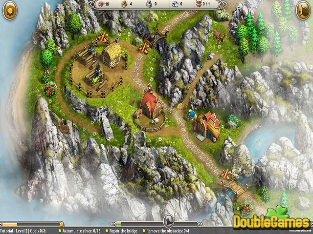 Free Download Viking Saga Screenshot 2