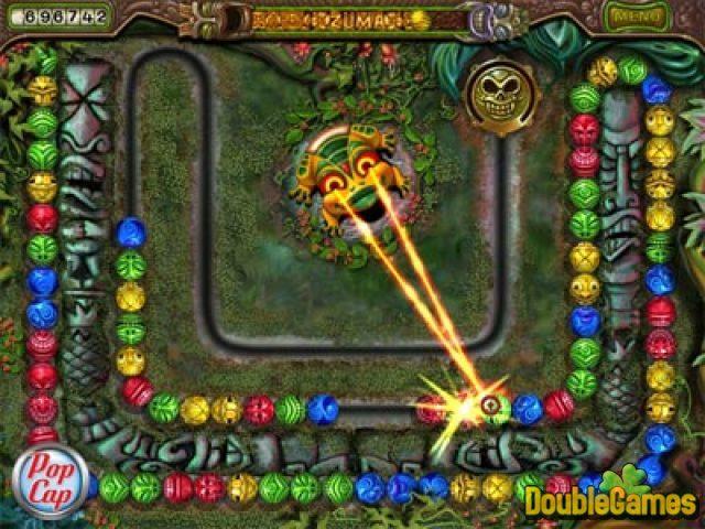 Free online games zumas revenge adventure